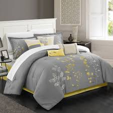home bliss garden 8 piece oversized bed set