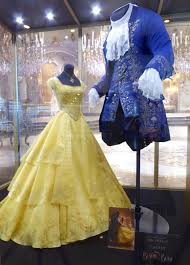 live action beauty and the beast movie costumes disney