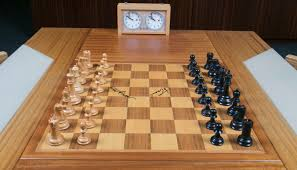 chess table chess pieces of history board in 1972 battle up for auction wtop