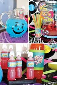 90s Theme Party Decorations Great For An 80s Birthday Party Party Ideas Pinterest 80