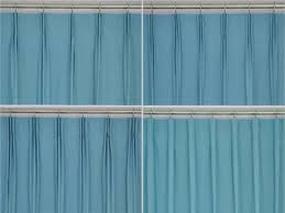 types of curtains and draperies curtain pleat types types of