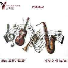 Music Note Wall Decor Music Notes Metal Wall Art Decor Buy Music Notes Wall Decor