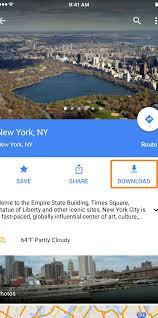 Offline Google Maps Popular 172 List How To Download Google Maps For Offline Use