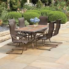 Albertsons Patio Set by Backyard Creations Outdoor Furniture Home Outdoor Decoration