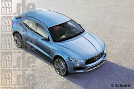 maserati suv maserati levante rendered with high accuracy