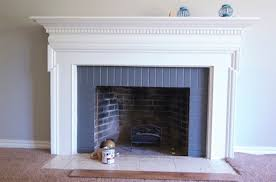 how to tile around a fireplace round designs