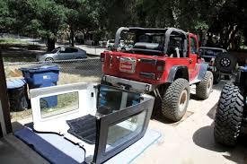 07 jeep wrangler top jeep wrangler jk top insulation install beat the heat