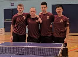 Us Table Tennis Team Table Tennis Bristol Su