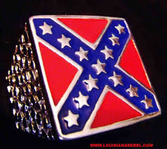 Confederate Flag Tennessee Jewelry Rings Other Louisiana Rebel