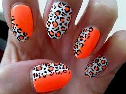 beauty cheetah nail art perfect cheetah nail designs nail