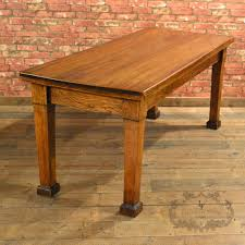 arts crafts dining table 6 chairs london fine antiques arts crafts dining table 6 chairs london fine antiques