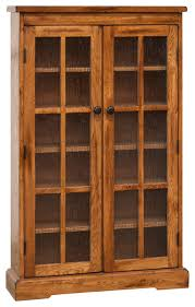 sedona 6 shelf media cabinet traditional media cabinets by