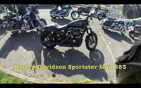 Harley Davidson Meme - test riding the harley davidson sportster iron 883 xl883n youtube