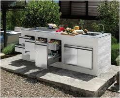 outdoor küche outdoor küche insel gartenideen garten outdoor