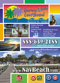 Navarre Beach Florida Map by Navarre Beach Camping Resort Navarre Campgrounds Good Sam Club