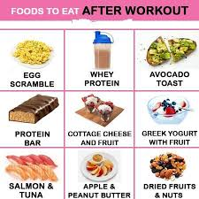 cuisine fitness the 25 best post workout meals ideas on after workout