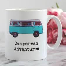 volkswagen camper pink campervan gifts