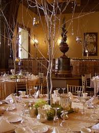 Tree Centerpiece Wedding by Photo Via Trees Zoos And Posts