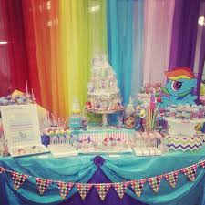 my pony birthday party ideas rainbow dash my pony birthday party ideas pony