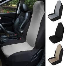 siege auto devant 1 pc couverture de siège de voiture respirant auto avant arrière