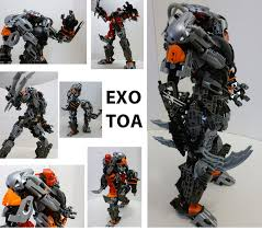 exo toa revamp with building instructions by teridax467 on