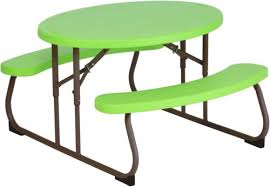 Camping Picnic Table Creative Of Plastic Folding Picnic Table Kids Picnic Table Outdoor