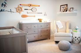 stylish white glider and ottoman editeestrela design