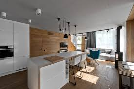 Kitchen Design In Small House Scandinavian Interior Design In A Beautiful Small Apartment