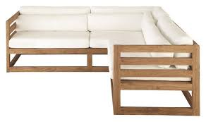 canapé en bois meuble jardin 5 canapés en bois pour l extérieur côté maison