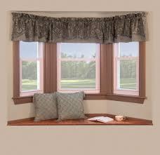bay window curtain rod design ideas decors image of bay window curtain rod ideas