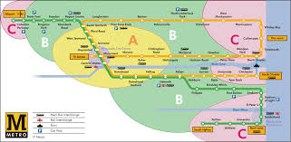Green Line Metro Map by Newcastle Metro Zones Study Pinterest Newcastle England Map