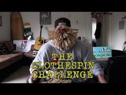 Challenge La Beast The Clothespin Challenge Featuring L A Beast