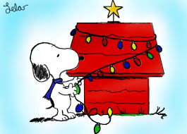 merry christmas snoopy pinenpple christmas 2008 drawing