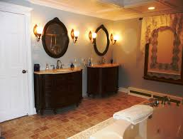 Bathroom Cabinet Refacing Before And After by Bathroom Remodel Hausslers Kitchens Cabinet Refinishing And