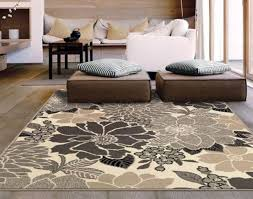 Modern Rug Runners Home Decorative Black And Brown Area Rugs Modern Rug In