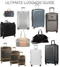 black friday luggage ultimate luggage guide u2014 blonde atlas