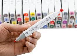 manga sketch marker pen art marker pen five generation 5