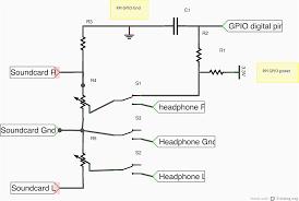 mini stereo jack wiring diagram plug 6 pin endear headphone ansis me