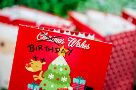 Merry Birthday Card Merry Birthday Tips For Celebrating Those Born At Christmas Time
