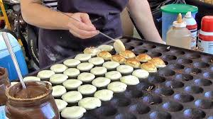 cuisine pancake food cooking pancakes poffertjes in