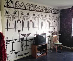 London Wall Murals Art Deco Murals In London Project Atadesignsatadesigns