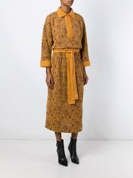 yellow sweater dress yves laurent vintage belted sweater dress 1 021 buy