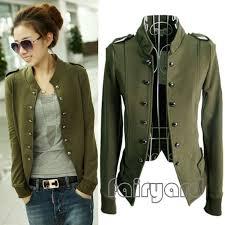 best 25 military jacket women ideas on pinterest women u0027s