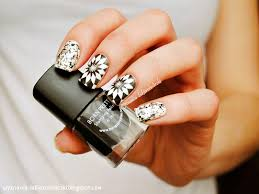 nail designs with white polish