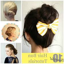 hair tutorials for medium hair messy bun how to medium hair messy bun tutorial medium hair