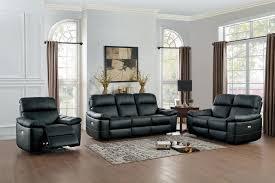 denton leather power reclining sofa niscasio power reclining black leather loveseat 8223bk 2pw savvy