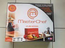 jeux de cuisine masterchef masterchef en vente ebay