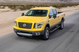 nissan titan gas mileage 2016 nissan titan xd crew cab with 5 6l gas v 8 priced from