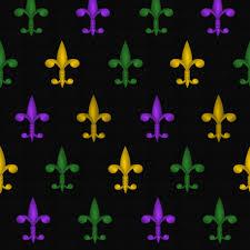 green mardi gras fleurdelis mardi gras purple gold green on charcoal wallpaper