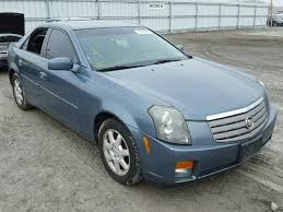 cadillac cts for sale toronto auto auction ended on vin 1g6dp567750170400 2005 cadillac cts in